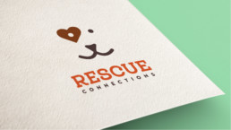 Rescue Connections Logo Design